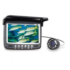 "Underwater Video Camera - with 4.3"" LCD Monitor - Fishing - Snorkel - Scuba - Diving Cam - 8 LED Night Vision Camera"