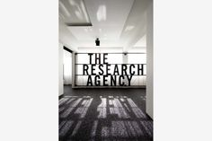 The Research Agency's new office by Architect Jose Gutierrez