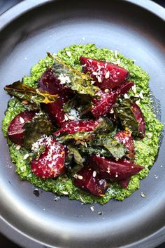 Mimic Tyler Florence's go-to pesto recipe by swapping the usual basil for kale. Prepare for your tastebuds to be wow-ed!