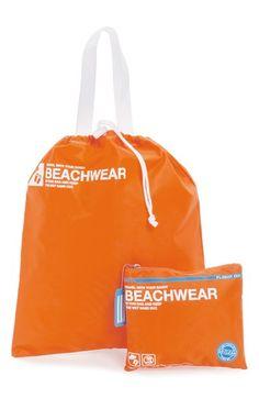Flight 001 'Go Clean' Beachwear Travel Bag available at #Nordstrom