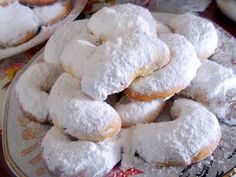 Desserts With Biscuits, Greek Sweets, Greek Recipes, Food Videos, Cakes, News, Pastries, Torte, Greek Food Recipes