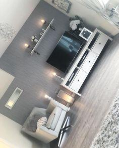 Best Country Home Exterior Design Living Room Decor Cozy, New Living Room, Home And Living, Bedroom Decor, Living Room Inspiration, Home Decor Inspiration, Country Home Exteriors, Apartment Living, Living Room Designs