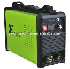 *MMA/TIG welding machine*Inverter technique makes the welder runs in high utilization rete of power