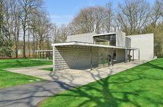 otterlo sonsbeek paviljoen reconstr 08 1954 rietveld gt (kmm otterlo 2013)  © picture by Klaas Vermaas