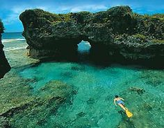 So there's this secret island called Niue where whales often outnumber tourists...holiday anyone?