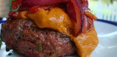 Leftovers: Mexican Inspired Burgers -- Om Nom Nom!!