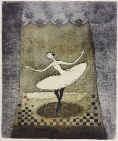 Emmi Vuorinen grafiikkaa teos/taulu Reverence - Life Art Oy Helene Schjerfbeck, Modern Art, Moose Art, Illustration Art, Arts And Crafts, My Favorite Things, Finland, Drawings, Artist