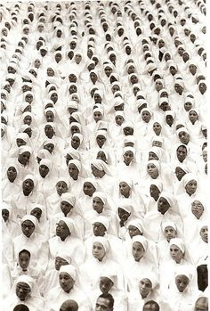 Nation of Islam, Savior's Day Women's section (1966)