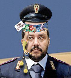 Inside Salvini