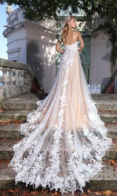 Courtesy of Ashley and Justinwedding dresses; www.ashleyjustinbride.com #weddingdress