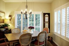 Dining Rooms Now Then - Back Porch Musings