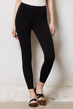 Classic Leggings #anthropologie Large - I love these, would like more