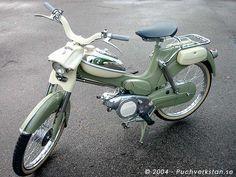 Puch Lyx, VS 50 L - 1957