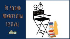 Make fun home movies and short films with kids! The 90-second Newbery Film Festival combines video with Newbery Award winning books.