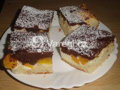 Jednoduchý tvarohový ovocný moučník ke kávě. Baking, Food, Bakken, Essen, Meals, Backen, Yemek, Sweets, Eten