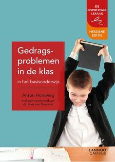 Gedragsproblemen in de klas in het basisonderwijs. Praktisch overzicht van gedrags en ontwikkelingsproblemen  maat ook met tips en manieren voor leerkrachten om hiermee om te gaan.