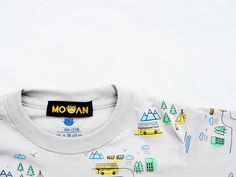 Made with love from Solo, Indonesia. #mooanrhymes #mymooan #thetraveler #localbrand #happygolucky #kidsstyle #kidsootd #fashion #fashionkids