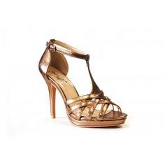 Sandalia de fiesta Martina Blue Blue Party, Party Shoes, Cute, Fashion, Court Shoes, Shoes Sandals, Bronze, Party, Moda