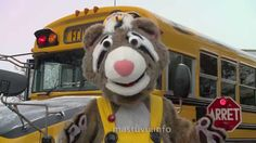 Les aventures de Sam et Bloup - Les règles en transport scolaire Grade 1, Literacy, Back To School, Transportation, Safety, Animation, Information, Maths, Multimedia