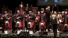 Flower of Scotland // Scots Guards - Lucca Phil. - Andrea Colombini // Puccini e la sua Lucca Scottish Dress, Scottish Music, Bagpipe Music, Drum Major, Celtic Music, Men In Kilts, Music Clips, Irish Celtic, Famous Singers