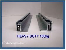 1300mm 4WD FRIDGE/GENERATOR SLIDE  DRAWER RUNNER   H/DUTY 100KG UNDERMOUNT SLIDE