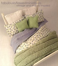 Duvets Sets by fabulouslyflawedminiatures