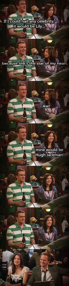 How I Met Your Mother | Lily and Marshall.