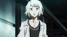 Image about tokyo ghoul in Anime/Manga by salty Juuzou Tokyo Ghoul, Ken Tokyo Ghoul, Juuzou Suzuya, Kaneki, Tokyo Ghoul Quotes, Tokyo Ghoul Pictures, Mobile Legend Wallpaper, Anime Songs, Pierrot