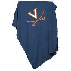 Virginia Cavaliers NCAA Sweatshirt Blanket