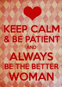 be better : )