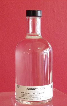 Snoddy's Gin Small Batch Australian Made - Red Dirt Distillery