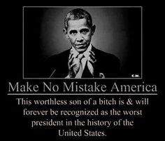 The Realistic Observer: Is Obama an Idiot or just doesn't care...
