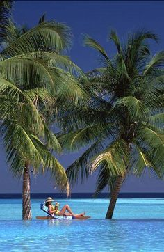 Get inspired to decorate your home with Backyard Palm Trees, many types which you may choose from. Transform your home feel like to be a tropical resort. Dream Vacations, Vacation Spots, Romantic Vacations, Italy Vacation, Romantic Travel, Places To Travel, Places To See, Tropical Beaches, Exotic Places