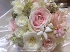 bouquet da sposa - verdivoglie|wedding
