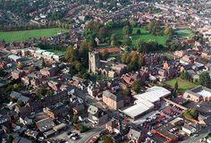 Oswestry, Shropshire, England