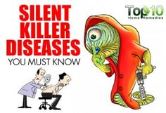 10 Silent Killer Diseases You Must Know