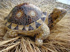 Mosaik - Schildkröte