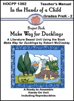 Make Way for Ducklings Curriculum