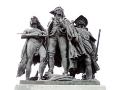 Fallen Timbers Monument, in the Maumee/Waterville area of Ohio