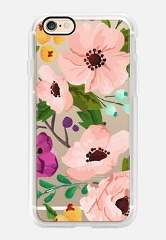 Casetify iPhone 7 Case and Other iPhone Covers - Fancy Floral 3 by Jande Laulu | #Casetify