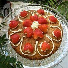 Flourless Hazelnut Layer Cake Recipe on Yummly. @yummly #recipe