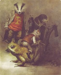 Robert Ingpen, The Wind in the Willows