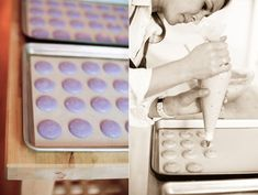 Lavender Honey Macarons – Eat Boutique – Food Gift Love