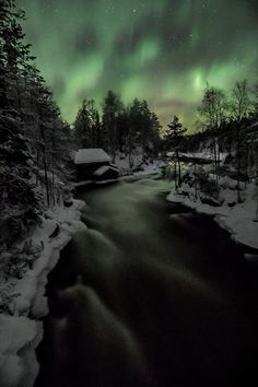 """Koillissanomat on Twitter: """"Revontulissa on taikaa - kuvat Kuusamosta räjäyttivät pankin somessa https://t.co/QHvyGNZ9q3 #Kuusamo #revontulet https://t.co/w8TyaSxly1"""""""