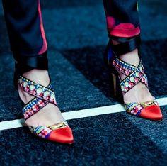 9e1b5403f81 Peter Pilotto Fall 2012 Shoes My Addiction