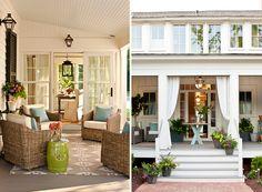 Farmhouse Revival, Southern Living House Plan, cute floor plan, country house, perfect floor plan, vero beach interior designer, cute and company