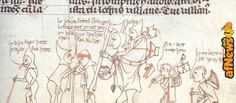 Fumetto medievale (vero) e bambini noiosi - http://www.afnews.info/wordpress/2017/09/24/fumetto-medievale-vero-e-bambini-noiosi/