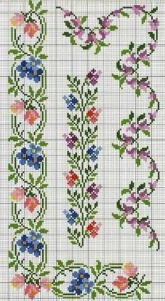 Thrilling Designing Your Own Cross Stitch Embroidery Patterns Ideas. Exhilarating Designing Your Own Cross Stitch Embroidery Patterns Ideas. Cross Stitch Boarders, Cross Stitch Bookmarks, Cross Stitch Flowers, Cross Stitch Charts, Cross Stitch Designs, Cross Stitching, Cross Stitch Embroidery, Embroidery Patterns, Hand Embroidery