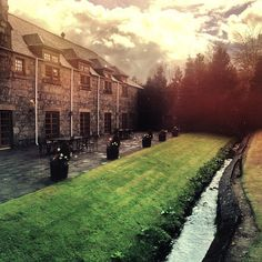 The Glenfiddich Distillery, Banffshire, Scotland.