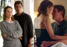 El mismo año de su enlace matrimonial con Carey Lowell, el actor estadounidense estrenó 'Infidelidad'.